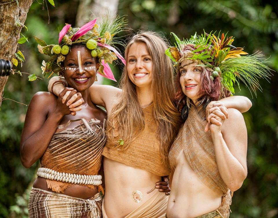 Mayke Niestadt inner beauty retreat jungle Bali women empower eachother soultribe