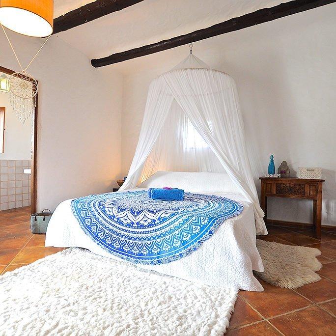 Inner Beauty Yoga Mindfulness retreat Ibiza rooms June 24