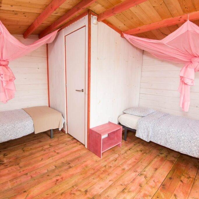 Ibiza cabin
