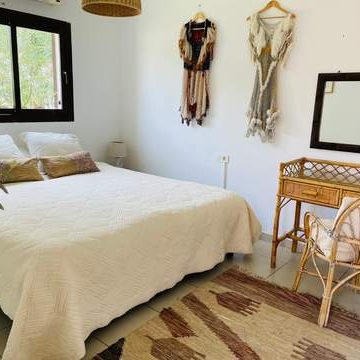 retreat house slaapkamer
